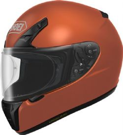 Shoei RYD Tangerine Orange Helmet